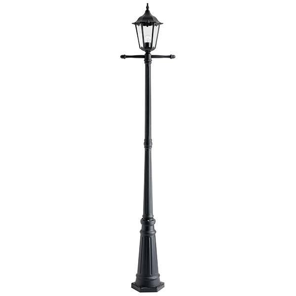 Pastatomas šviestuvas BURFORD LAMP POST IP44 60W.