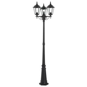 Pastatomas šviestuvas BURFORD LAMP POST IP44 60W.