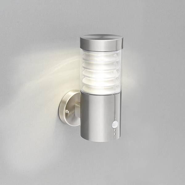 Equinox LED PIR 1lt sieninis šviestuvas IP44 10W