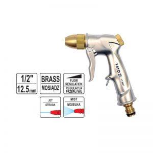 Pistoletas-antgalis purškimui, žalvaris Yato 12,5mm _ 1_2″
