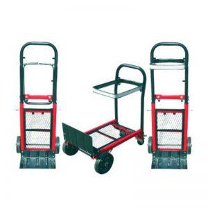 Vežimėlis prekių transportavimui Toko 56.5x34x10cm,3 in 1, max. 120 kg