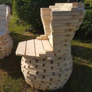 medinis-krėslas